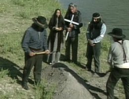 The immediate result from the decision was that Standing Bear was able to bury his son along the Niobrara