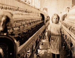 Child Laborer in the Mollohan Mills; Newberry, South Carolina, December 1908