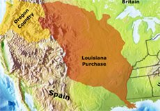The Louisiana Purchase