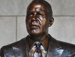 Dwight P. Griswold Bust by George Lundeen