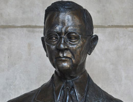 Hartley Burr Alexander Bust by Tom Palmerton
