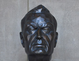Loren Eisley Bust by Kappy Wells